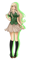 MM: Chae Rin ch.8 Outfit by Umesshi