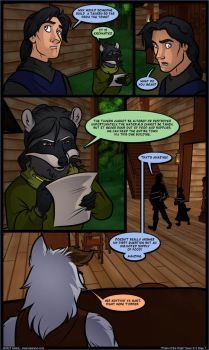 The Realm of Kaerwyn Issue 11 Page 7 by JakkalWolf
