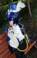 Alice in Musicland KAITO by avureSACHI
