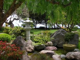 Japanese Garden of Monaco by SayuriMVRomei