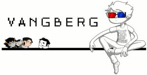 My New Tumblr Banner by vangberg