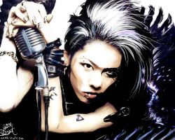 The Rock God Phenomena  MIYAVI by Utada-Hikaru
