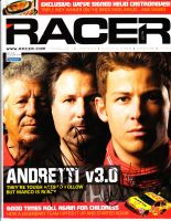 Racer May2010 Andretti signed by Kalmek182