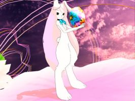 MMD Newcomer Easter Rabbit by SadisticSympathetic