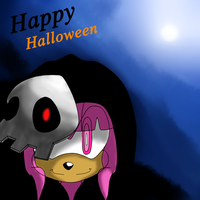 Happy Halloween by ash64