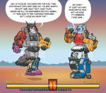 Menasor-VS-Puzzler by a-loft-on-cybertron