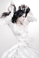 in white by apeyron