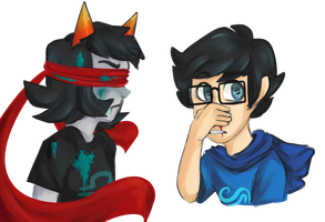 Terezi is boss by goshhhh