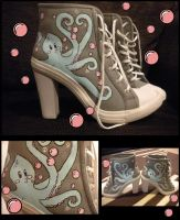 Octo Heels by squishy-doughnut