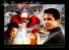 My Immortal Captain... Torchwood by i4dezign73
