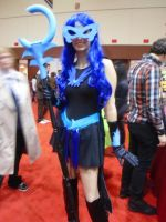 Megacon '13: Sailor Princess Luna by NaturesRose