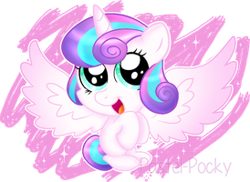 Princess Flurry Heart by Pastel-Pocky