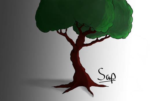 Tree lol why by sappels