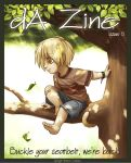dA Zine Issue No. 5 by dAZine