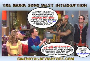 Kanye Disrupts the Work Song by gwendy85