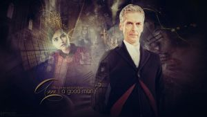 Doctor Who - Am I a good man by LissVelaskes