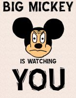 Disney is Watching by Midnight-Cobra