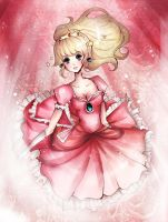 Peach Hime by Geegeet