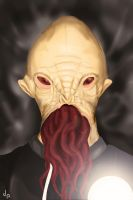 An Ood by TopHatTruffles