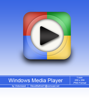 WMP Dock Icon by Victomized