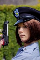 S.T.A.R.S. Officer by Leonie-Heartilly