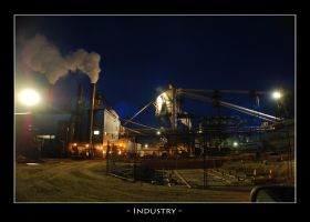 Industry by bleaches