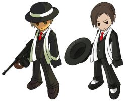 Leon Collabs by shiken