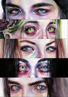 eyes by Artilin