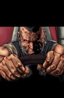 Old Man Logan 68 p24 by AdamGuzowski