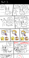 Yellow Nuzlocke Part 4 by OrcaCookie