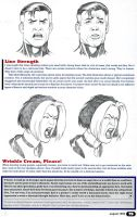 expression tutorial 4 by RAYN3R-4rt