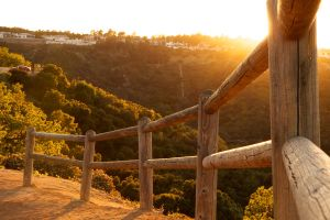 Mulholland Sunset by xraystyle
