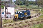 csx 2619 by JDAWG9806