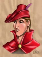 PRINCE PHILLIP COLOR by FERNL