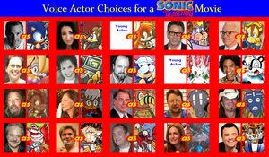 Voice Choice for a Sonic the Hedgehog Movie by 4xEyes1987