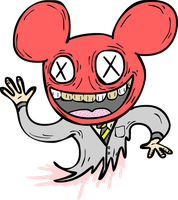 Deadmau5 by VagueDoodles