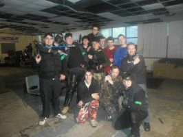 Airsofting 18/02/12 :D by demon1993