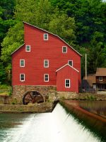 Red Mill 10 by Dracoart-Stock