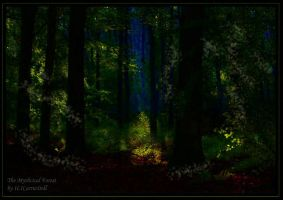 The Mythical Forest by ILICarrieDoll