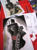 Slash in the making2 by Rockin-everyday