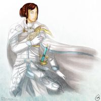 White Knight by Getsuart