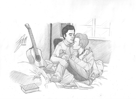 Klaine - Days of Summer by ivy11