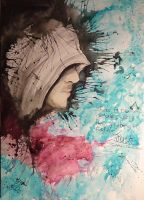 Altair watercolours by Fratellanza