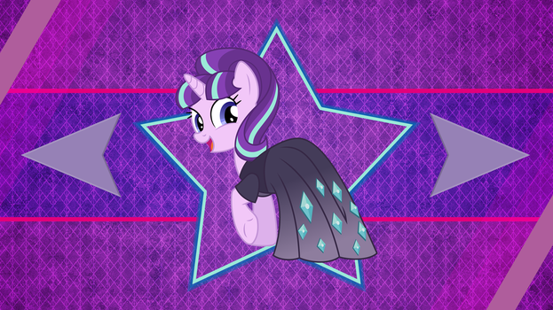Starlight-in-a-dress by Laszl