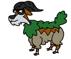 Quit Stalling GoGoat by StrongSeanMann