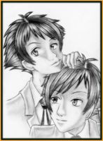 *Brotherly Love (Revised Version)* by AniMusision