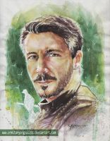 Petyr Baelish by ermitanyongpalits