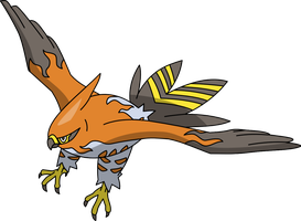 663 Talonflame by PkLucario