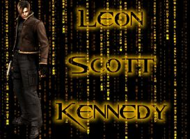 Leon Scott Kennedy by flankie