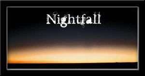 Nightfall by NINperfection